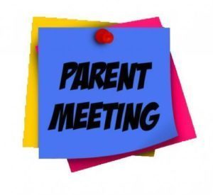 Parent Reopening Meeting #1